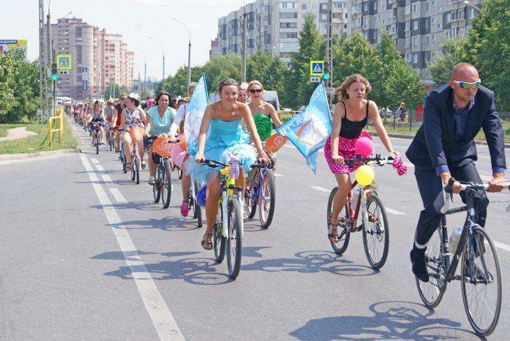 На улицах Тольятти