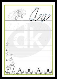Výsledek obrázku pro písmeno A