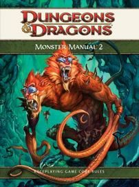 Dungeons and Dragons Monster Manual 2 Pt. 2