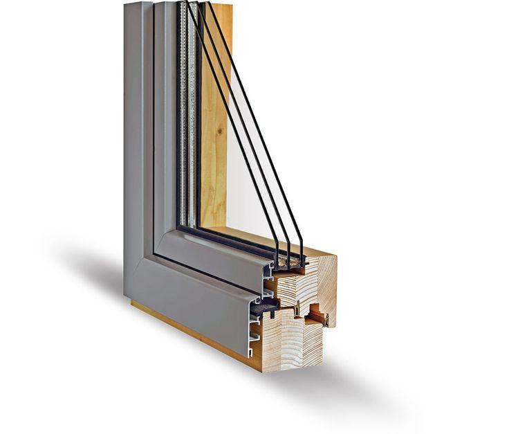 Okno WINSTAR CLASSIC 92 | Tento systém je klasickou kombinací praktičnosti a designu. Jedná se o speciálně upravené dřevěné okno, které je opláštěno z venkovní strany hliníkovým krytím. Obrovskou výhodou systému je jeho bezúdržbovost a velice dlouhá životnost. Další nespornou výhodou je klasický design okna a exkluzivní barevné kombinace. Okna lze jednoduše přizpůsobit fasádě a zároveň i vybavení interiéru domu.