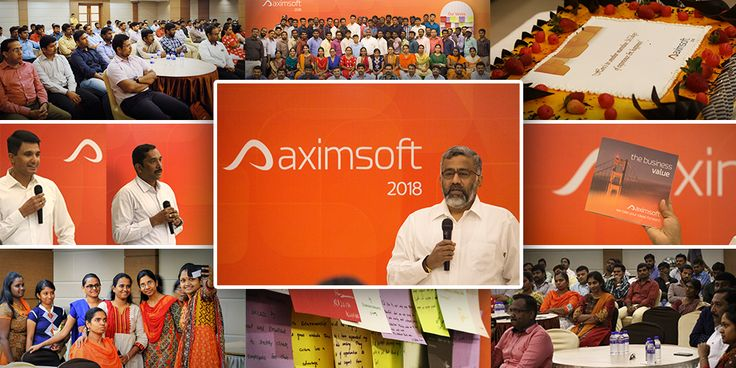 Aximsoft 2018 All Hands - Celebration of a year of #innovation and kick starting #startup #incubator program.