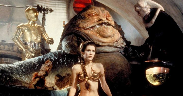 Iconic Jabba the Hutt Puppet to Return in Han Solo? -- A new report claims Jabba the Hutt will have an important role to play in Han Solo: A Star Wars Story. -- http://movieweb.com/han-solo-movie-jabba-the-hutt-puppet/