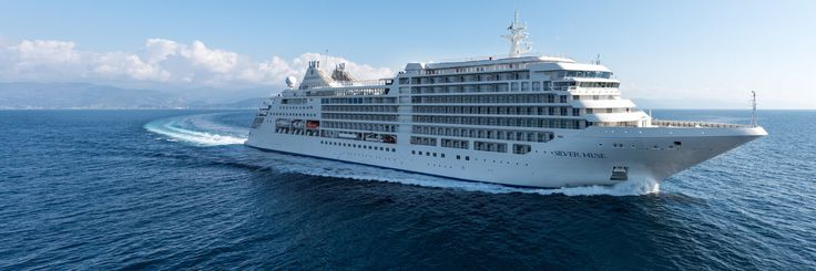 Find out about Silver Muse Grand Voyage, from The Luxury Cruise Company