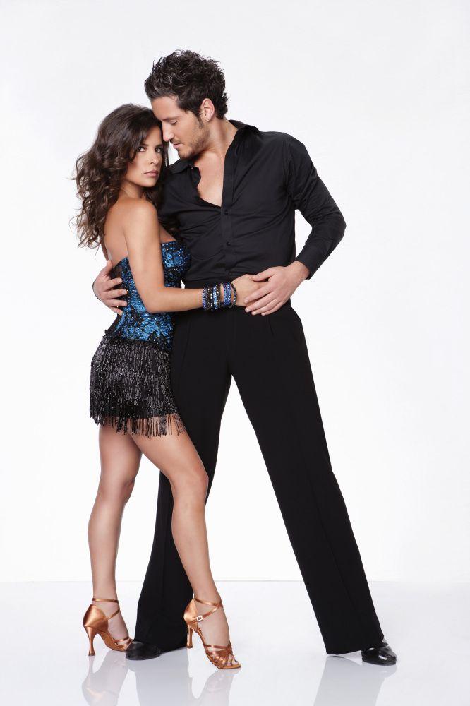 "Dancing With the Stars: All-Stars"" Kelly Monaco & Val Chmerkovsky"