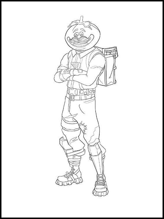 fortnite 15 dibujos faciles para dibujar para niños