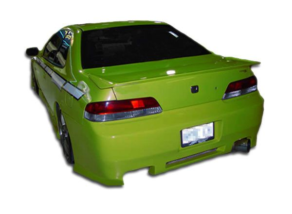 1997-2001 Honda Prelude Duraflex Spyder Rear Bumper Cover - 1 Piece