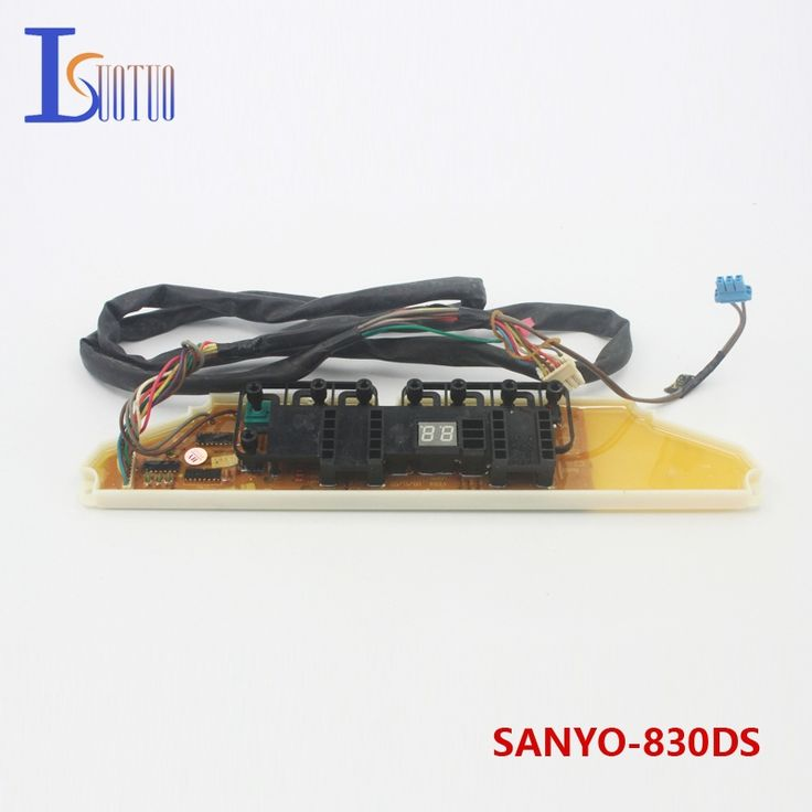 62.00$  Watch now - http://aliiyu.shopchina.info/go.php?t=32793212985 - SANYO washing machine computer board 830DS brand new spot commodity 62.00$ #buychinaproducts