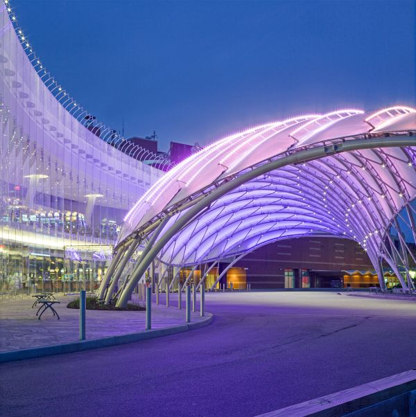 Empire City Casino at Yonkers Raceway - 2014 New York Design Awards