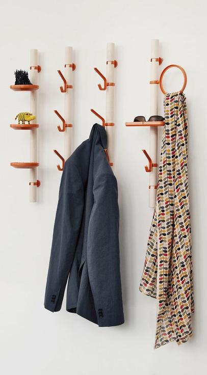 Modular Wall Hooks