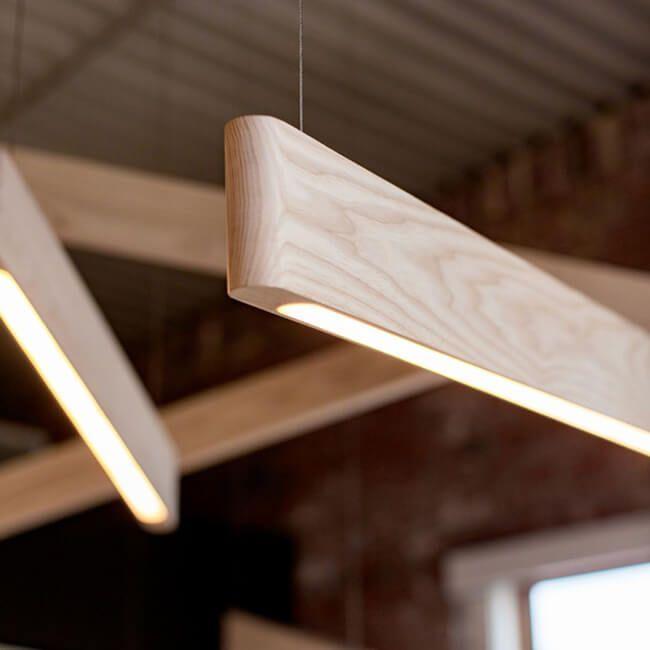 Line Light 40 Its Thyme Modern Designs Lighting Design Interior Linear Pendant Lighting Cool Lighting
