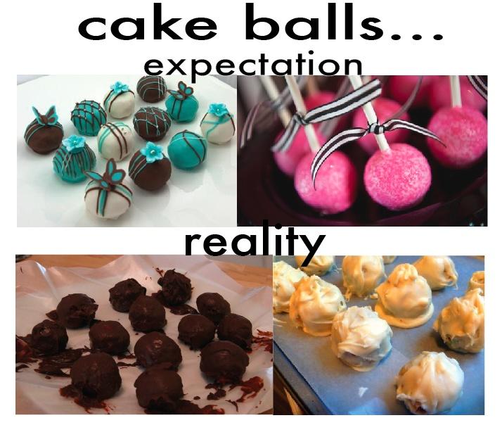 story of my life: Cake Ball, Giggles, Cakes Ball