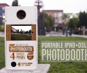 After building a photobooth for our wedding, I realized I learned quite a bit that I could do differently after learning the constraints of the projec...