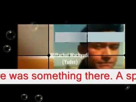 I knew there was something there- Miftachul Wachyudi (Yudee)