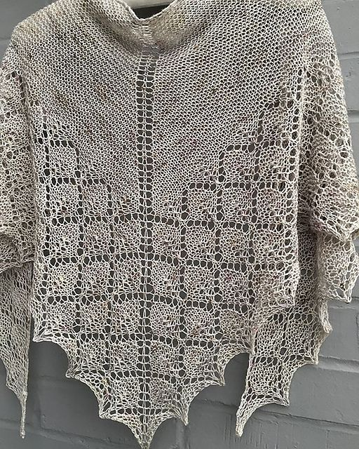 Ravelry: Diamond Ice pattern by Janina Kallio