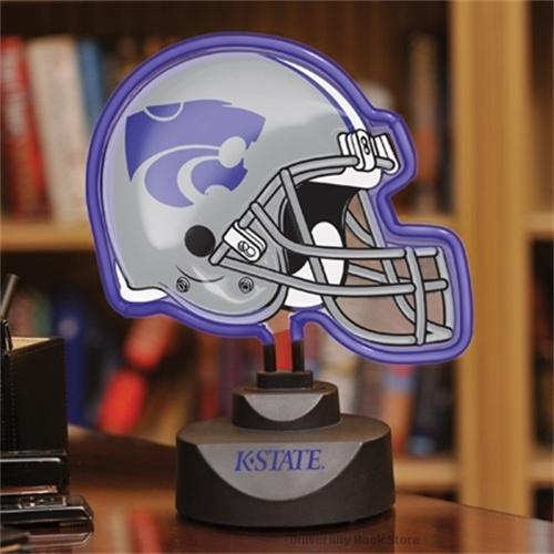 The Memory Company Kansas State Wildcats Helmet Desk Lamp (SKU 11897576453)