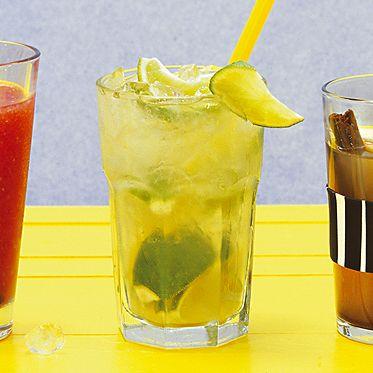 die besten 25 alkoholfreie cocktails ideen auf pinterest alkoholfreie cocktails rezepte. Black Bedroom Furniture Sets. Home Design Ideas