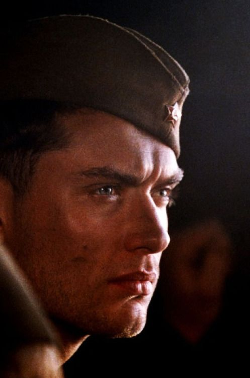 Jude Law in Enemy at the Gates