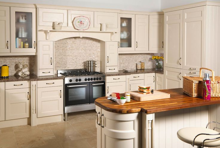 #ivory #solid #kitchen #design #decor #style #furniture