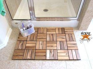 Bath mat by MonaLisaD