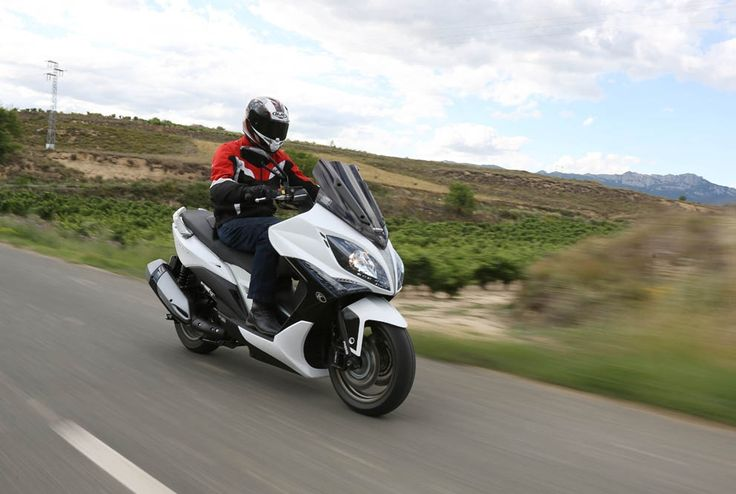 Galería de la prueba del Kymco Xciting 400i ABS | Motociclismo.es