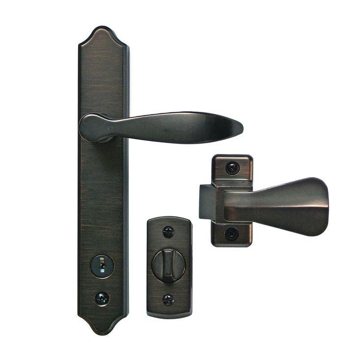 Security Storm Door Knobs