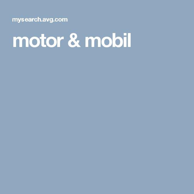 motor & mobil