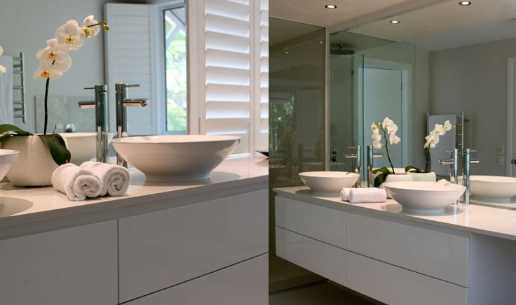 Coogee Bathroom Sinks and Spin Tall Basin Tap