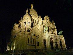 Sacre Coeur, Iglesia, Montmartre