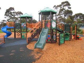 Monterey Community Park, Monterey Blvd, Frankston North