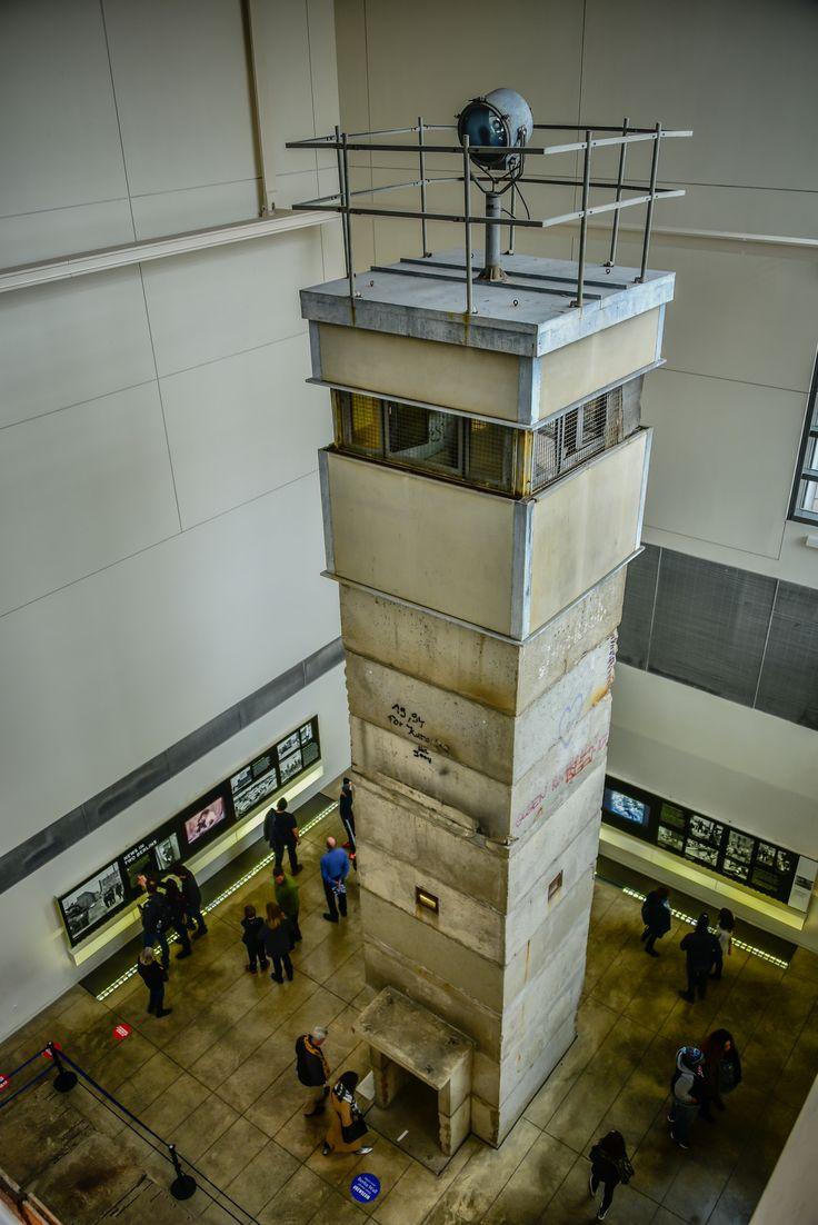 https://flic.kr/p/De14WF | Berlin Wall Border Guard Tower - The Newseum - Washington DC | Berlin Wall Border Guard Tower - The Newseum - Washington DC
