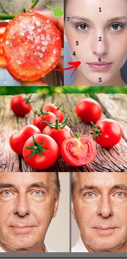 Como Usar Tomate Para Clarear A Pele Passo A Passo Beleza E