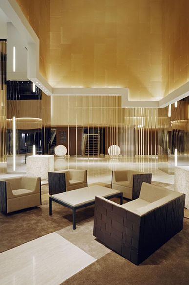 ANA Crowne Plaza Osaka | WORKS - CURIOSITY - キュリオシティ -