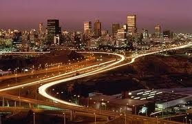 Johannesburg.  Was great to go there and catch up with an old friend!