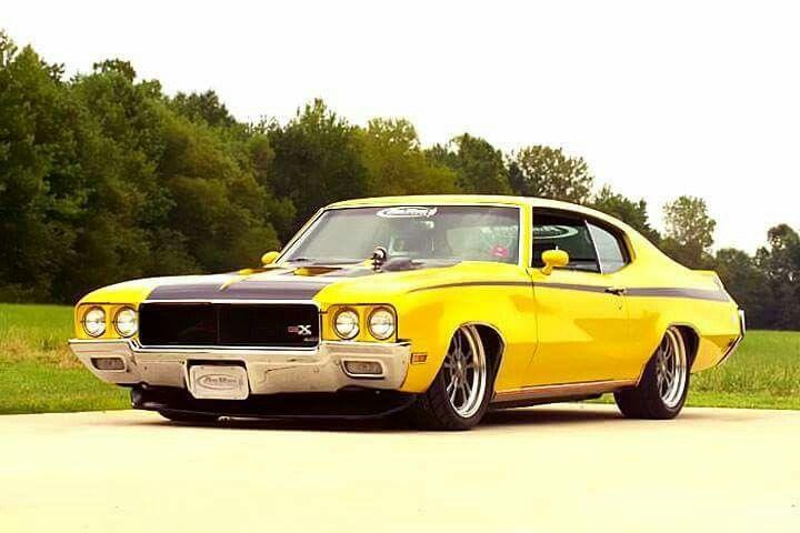 '70 Buick GSX                                                       …