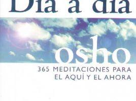 Libro en PDF recomendado, una meditación para cada día de Osho.