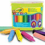 Crayola Mini Kids – Loisir Créatif – 24 Maxi Crayons À La Cire Boîte Plastique: Boîte plastique contenant 24 maxi crayons à la cire Crayola…