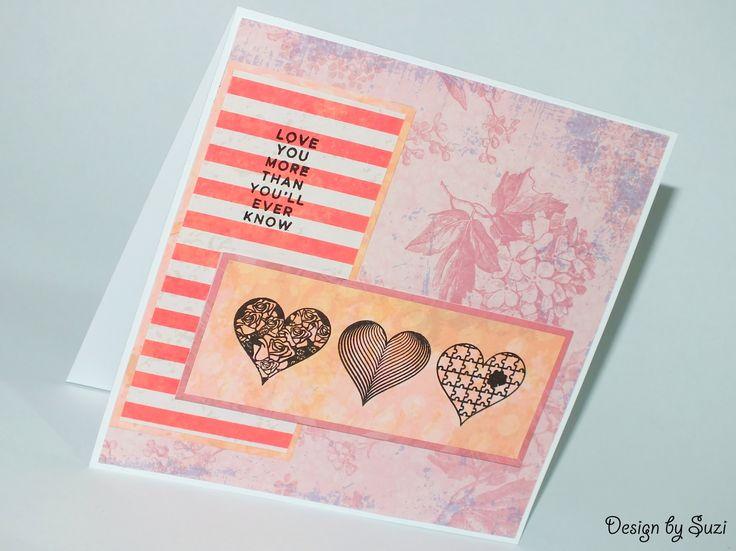 Love message (diy card)