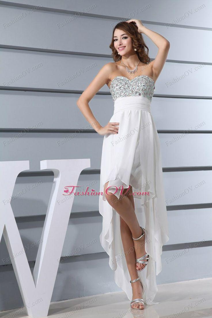 60 best Dresses images on Pinterest | Formal dresses, High low ...