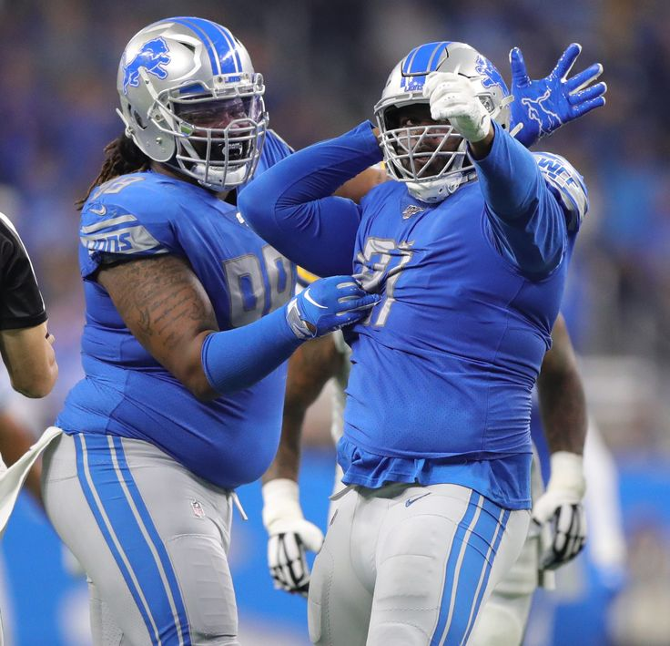 Detroit Lions stock watch Highpriced defensive line