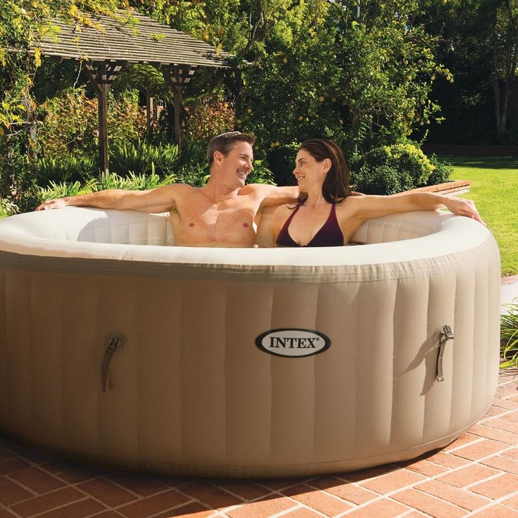 7 best Inflatable Hot Tub images on Pinterest | Jacuzzi, Whirlpool ...