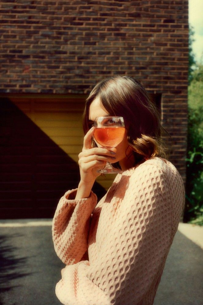 Lots of layers: coolnicegurl:    alexa chung for glamour france by...