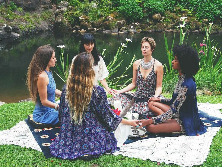 OM Cleanse Womens Circle