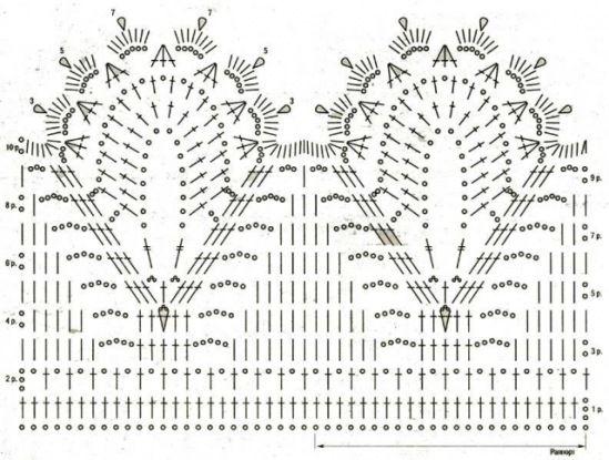 Воротнички, оплечья, салфетки  http://gallery.ru/  - источник Автор коллекции- http://abrakadabra1067.stranamam.ru/