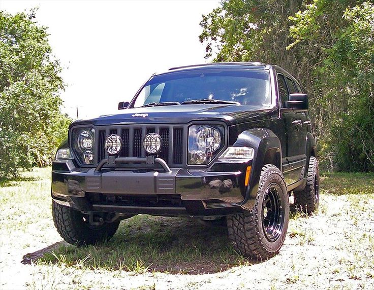 Image title Jeep liberty, Jeep, Lifted jeep