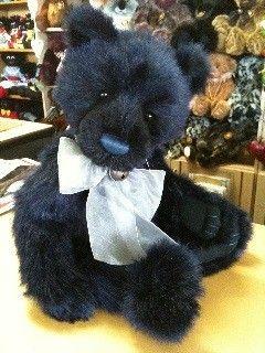 Charlie Bear CORBIN - Teddy Bears on Main. Bacchus Marsh. Victoria.