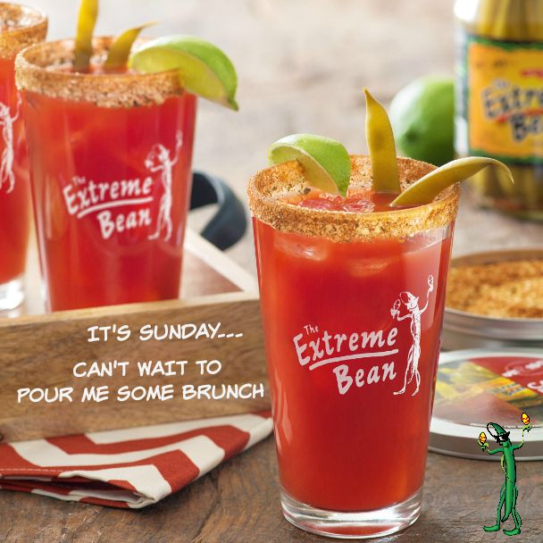 Caesars , Extreme Bean , Sunday Brunch , Weekend , Cocktails , quotes , Bloody Marys