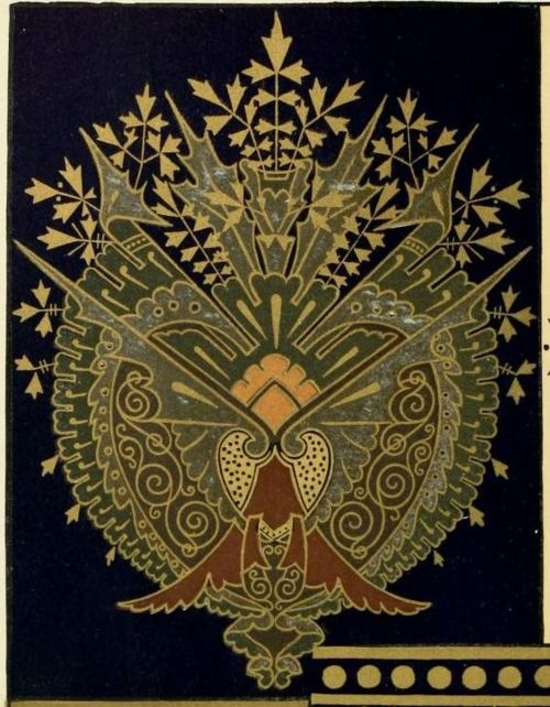 Principles of decorative design (1870) Christopher Dresser