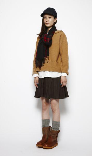 2012.11.03 | 30DAYS COORDINATE | niko and... magazine [ニコ アンド マガジン]