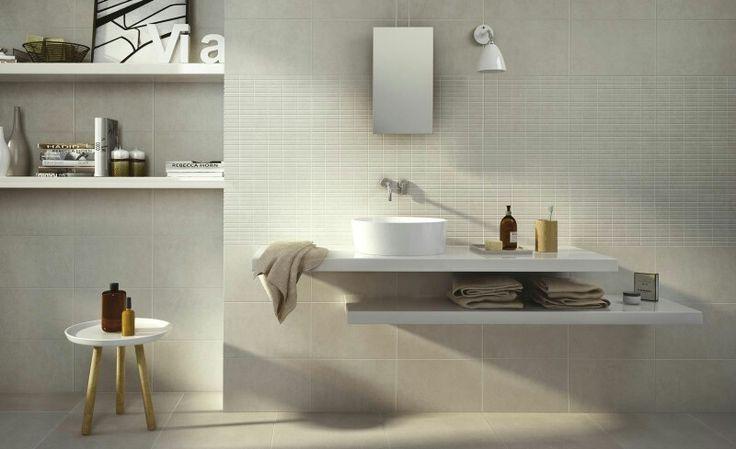 Casa Blanca - Ragno  #pisos #tiles #arquitectura #diseño