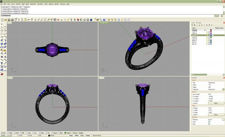 Best 20 jewelry design drawing ideas on pinterest Simple 3d design software